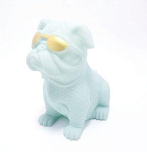 Luminária De Plástico - Temático Dog Com Óculos