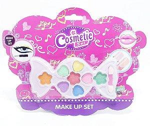 Kit Maquiagem Infantil - Temático Bombom