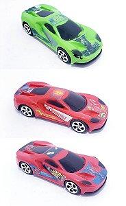 Carrinho De Brinquedo Personagens - Etitoys