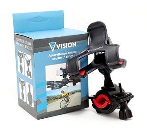Suporte De Celular Para Moto E Bicicleta - Vision