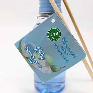 Difusor De Ambiente Odorizante Com 2 Palitos E 6ml  - Baby - Ramas