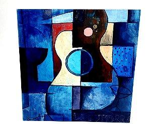 Quadro Decorativo Em MDF - Temático Música