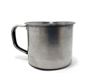 Caneca Pequena De Alumínio - 100ml
