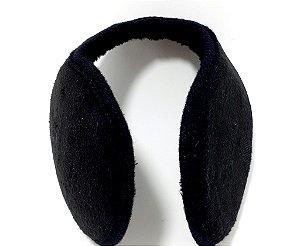 Earmuff Protetor E Aquecedor De Orelhas Preto - New Design