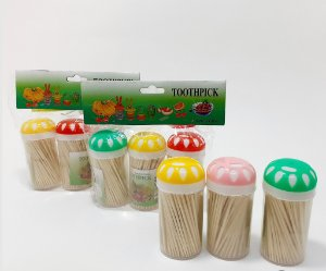 3 Paliteiros De Plástico Temático Coloridos