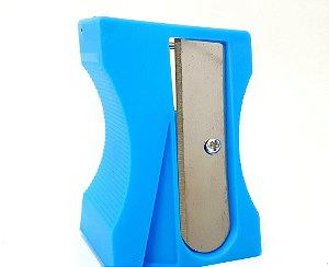 Descascador De Plástico Para Frutas E Legumes -  Apontador Azul