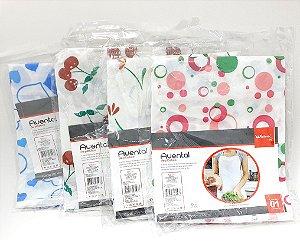 Avental De Plástico Com Estampas - Wellmix Home