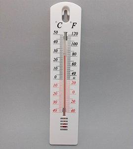 Termômetro De Parede Para Ambiente - Wellmix