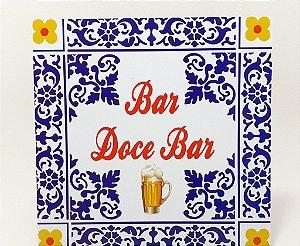 Quadro Decorativo Em MDF - Temático Cerveja