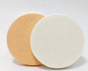 Embalagem Com 2 Esponjas Para Maquiagem - Redonda