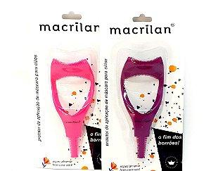 Protetor De Aplicação De Máscara Para Cílios - Macrilan