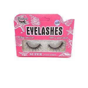 Cílios Postiços Eyelashes Nº008 - Maishani