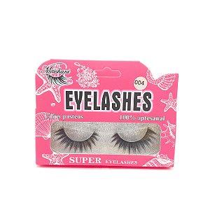 Cílios Postiços Eyelashes Nº004 - Maishani