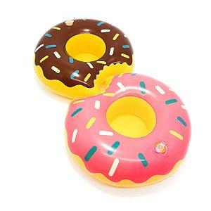 Boia Porta Copo Inflável - Temático Donuts