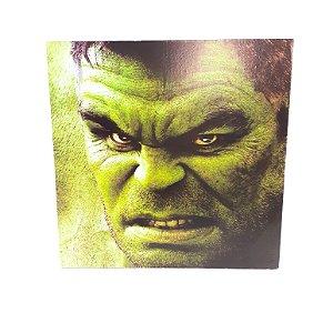 Quadro Decorativo Em MDF - Temático Hulk