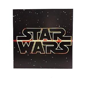 Quadro Decorativo Em MDF - Temático Star Wars