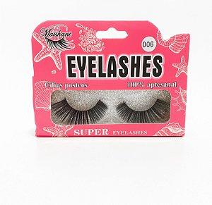 Cílios Postiços Eyelashes Nº006 - Maishani