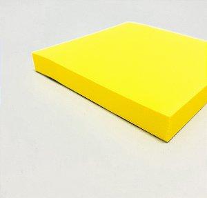 Bloco Adesivo De Anotações Amarelo Com 100fls 76x76mm - Moure Jar
