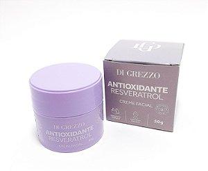 Creme Facial Antioxidante Resveratrol - Di Grezzo