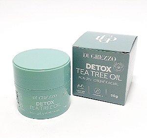 Creme Hidratante Facial Detox Tea Tree Oil - Di Grezzo