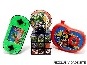 Kit Brinquedos Temáticos Infantil I - 4 Peças