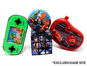 Kit Brinquedos Temáticos Infantil II - 4 Peças