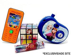 Kit Brinquedos Temáticos Infantil Menina III - 4 Peças
