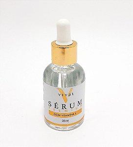 Sérum Facial Premium Com Vitamina E - Vivai