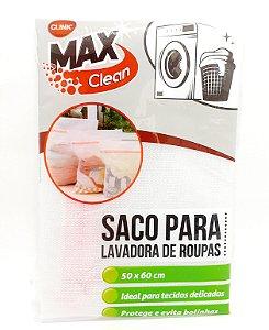 Saco Para Lavadora De Roupas Delicadas - 50x60cm