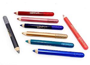 Lápis Sombra Glitter Colorido - DaPop Pride