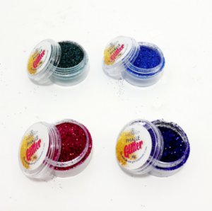 Sombra Glitter Coloridos - Phállebeauty