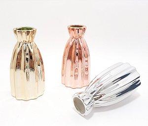 Vasinho De Cerâmica - Colorido
