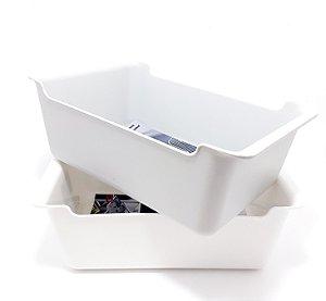 Caixa Organizadora De Plástico - Colorido