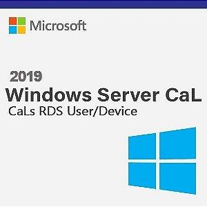 5 Cal de Acesso Remoto Windows Server 2019