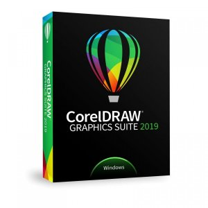 CorelDRAW Graphics Suite 2019 para (Windows/Mac) Vitalício