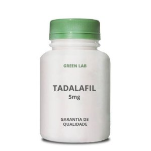 Tadalafila 5mg