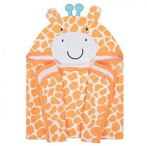 Toalha de banho girafa Gerber
