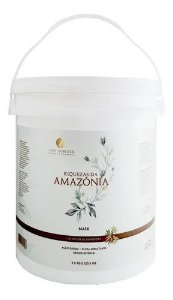 Máscara Riquezas da Amazônia Mandioca Hair Princess 3,5kg