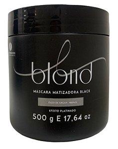 Matizador Black Mask Platinum Hair Princess 500g