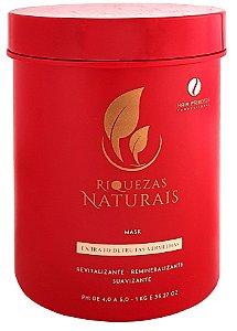 Máscara Frutas Vermelhas Riquezas Naturais Hair Princess 1kg