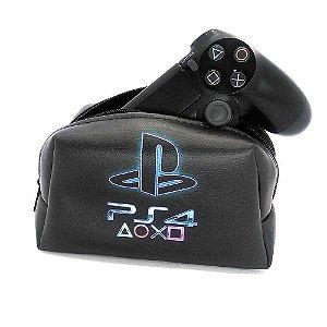 Case Controle Playstation com forro anti-impacto