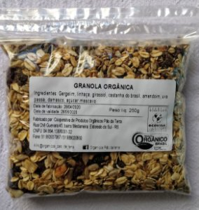 Granola 250g