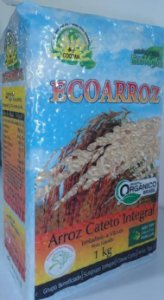 Arroz cateto integral - 1kg