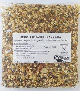 Granola Salgada 250g