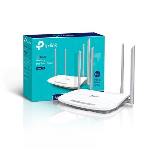 Roteador Wireless Archer C5 Ac1200 Wifi Dual Band - Tp-link