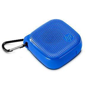 Caixa de Som Bluetooth Mini Speaker 300  - HP S300 (Azul)