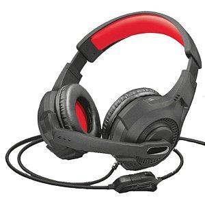 Headset Gamer Trust Gxt307 Ravu Black T22450