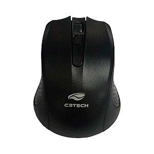 Mouse óptico sem fio C3Tech M-W20