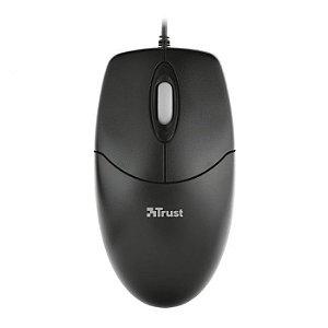 Mouse Trust Basi 1000Dpi Preto T16591