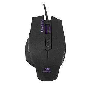 Mouse Gamer Usb Harpy Mg-100bk C3tech